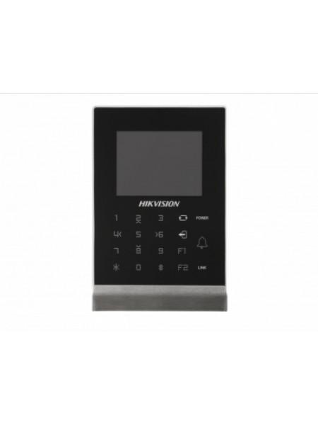 Терминал доступа со встроенным считывателем Mifare карт Hikvision DS-K1T105M
