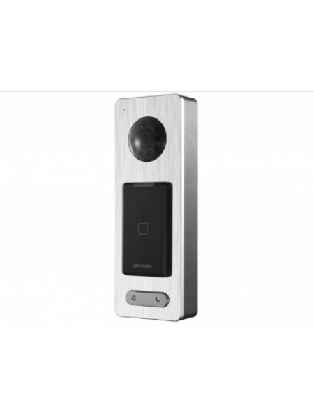 Терминал доступа со встроенными считывателем Mifare карт и 2Мп камерой Hikvision DS-K1T500S