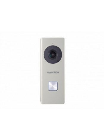 Wi-Fi звонок с 2Мп камерой Hikvision DS-KB6003-WIP
