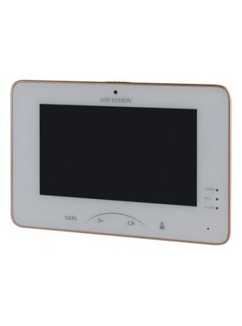 Видеодомофон Hikvision DS-KH8301-WT