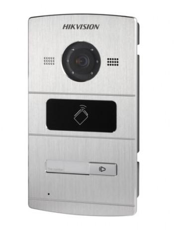 IP-видеопанель вызывная Hikvision DS-KV8102-IM