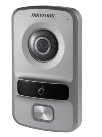 IP-видеопанель вызывная Hikvision DS-KV8102-IP