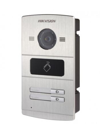 IP-видеопанель вызывная Hikvision DS-KV8202-IM