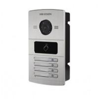 IP-видеопанель вызывная Hikvision DS-KV8402-IM