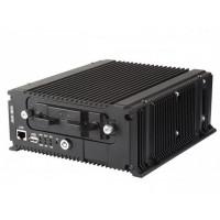 Видеорегистратор цифровой гибридный 4 канальный Hikvision DS-MP7504/GLF/WI