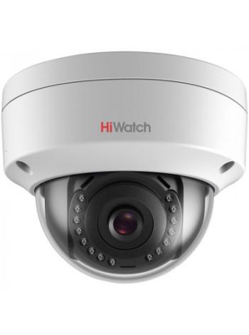 IP-камера видеонаблюдения купольнаяHiWatch DS-I102 (6 mm)