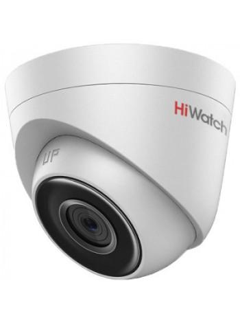 IP-камера видеонаблюдения купольная HiWatch DS-I102 (6 mm)