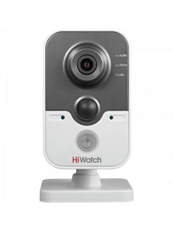 IP-камера в компактном корпусе HiWatch DS-I114 (6 мм)