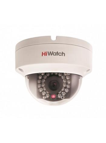 IP-камера видеонаблюдения уличная купольная HiWatch DS-I122 (6 mm)