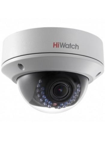 IP-камера видеонаблюдения уличная купольная HiWatch DS-I128