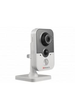 IP-камера видеонаблюдения в компактном корпусе HiWatch DS-I214 (2.8 mm)