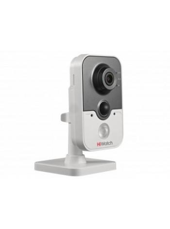 IP-камера видеонаблюдения в компактном корпусе HiWatch DS-I214W (4 mm)