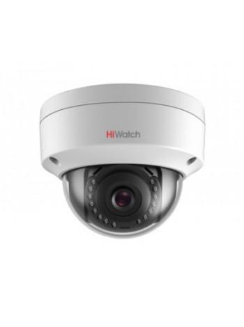 IP-камера видеонаблюдения купольная HiWatch DS-I252 (2.8 mm)