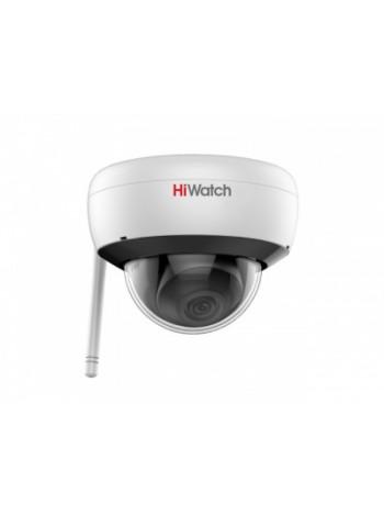IP-камера видеонаблюдения купольная HiWatch DS-I252W (4 mm)