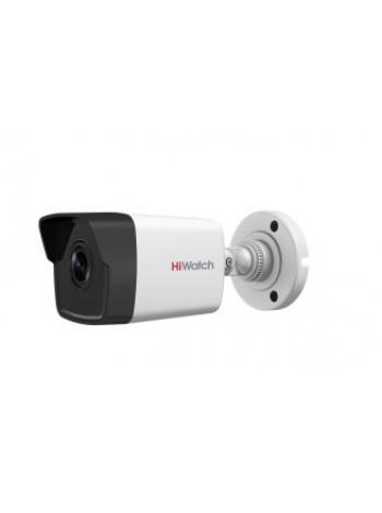 IP-камера видеонаблюдения в стандартном исполнении HiWatch DS-I400 (2.8 mm)