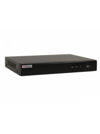 IP-видеорегистратор 16 канальный HiWatch DS-N316/2P(B)