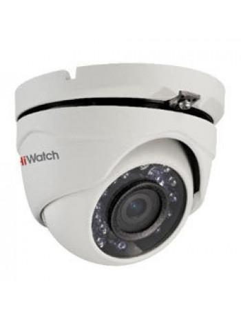 Камера видеонаблюдения купольная HiWatch DS-T203 (6 мм)