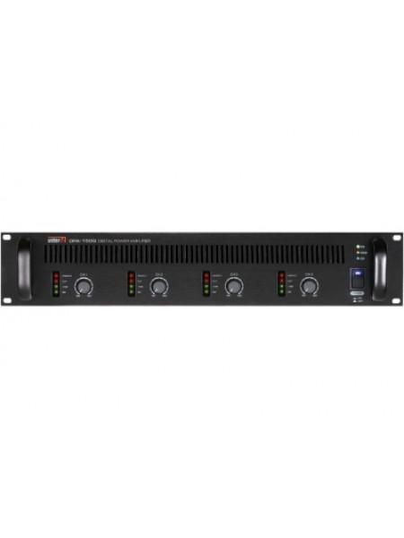 Усилитель мощности трансляционный четырехканальный Inter-M DPA-150Q