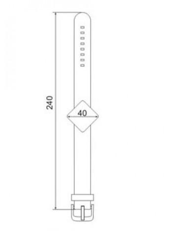 Браслет RFID IronLogic IL-19E (синий)