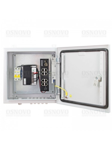 Коммутатор уличный OSNOVO OS-331(SW-8091/IC)