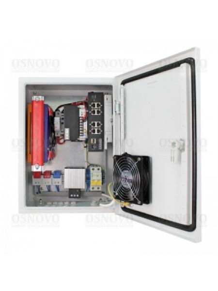 Коммутатор уличный OSNOVO OS-34TB1(SW-8091/IC)