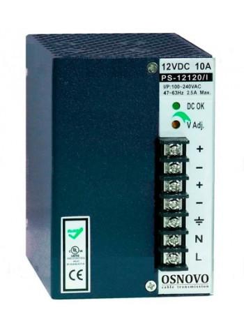 Блок питания промышленный OSNOVO PS-12120/I