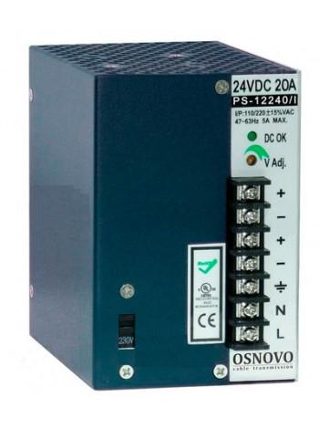 Блок питания промышленный OSNOVO PS-12240/I
