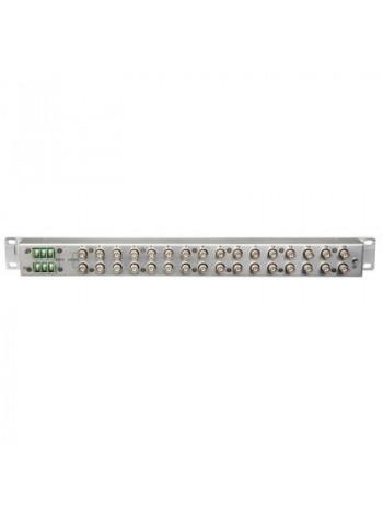 Устройство грозозащиты цепей видео и данных OSNOVO SP-C16D