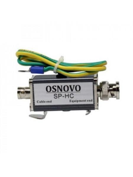 Устройство грозозащиты цепей видео OSNOVO SP-HC