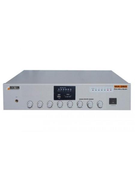 Усилитель мощности трансляционный музыкальный ROXTON MA-360