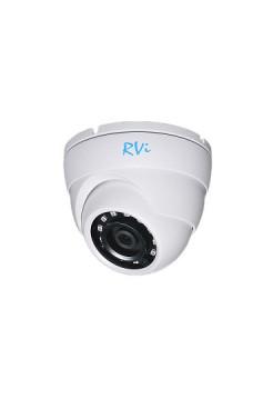 Камера видеонаблюдения купольная RVi-1ACE202 (2.8) white