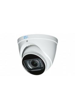Камера видеонаблюдения купольная RVi-1ACE202M (2.7-12) white