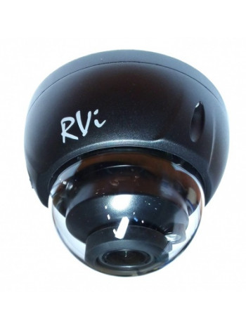 IP-камера видеонаблюдения купольная RVi-1NCD2023 (2.8-12) (black)