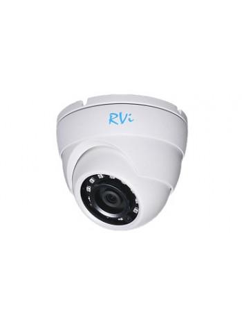 IP-камера видеонаблюдения купольная RVi-1NCE4030 (2.8)