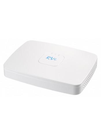 IP-видеорегистратор 8 канальный RVi-1NR08120-P