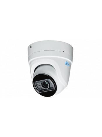 IP-камера видеонаблюдения купольная RVi-2NCE6035 (2.8-12)
