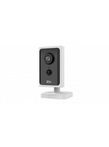 IP-камера видеонаблюдения в компактном корпусе RVi-2NCMW2026