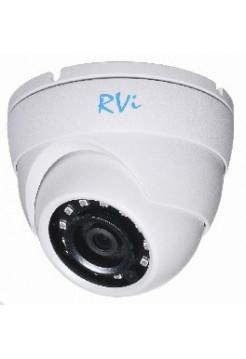 Камера видеонаблюдения купольная RVI-HDC321VB (2.8)