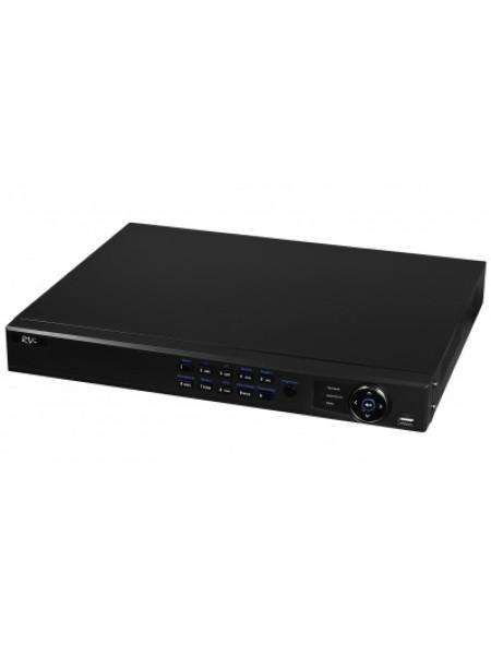 Видеорегистратор цифровой мультигибридный 4 канальный RVi-HDR04MA
