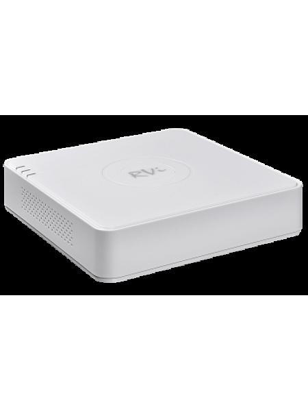 Видеорегистратор цифровой мультигибридный 8 канальный RVi-HDR08LA-TA