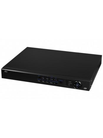 Видеорегистратор цифровой мультигибридный 8 канальный RVi-HDR08MA