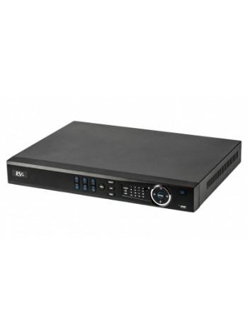 Видеорегистратор цифровой мультигибридный 16 канальный RVi-HDR16LB-M V.2
