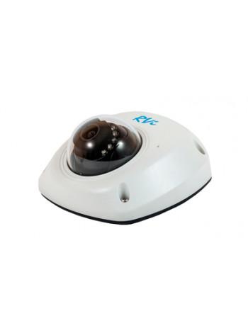 IP-камера видеонаблюдения купольная RVi-IPC31MS-IR