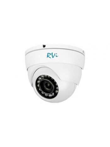 IP-камера видеонаблюдения уличная купольная RVI-IPC31VB (4мм)