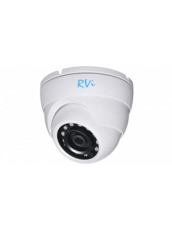 IP-Камера видеонаблюдения купольная RVi-IPC34VB (2.8)