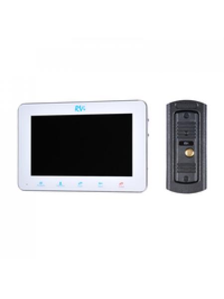 Комплект видеодомофона RVi-VD10-21M (белый) + RVi-305 LUX