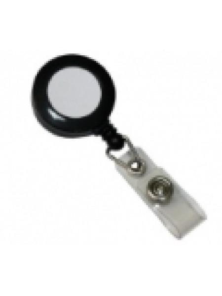 Ретрактор черный Smartec ST-AC201RT-BK