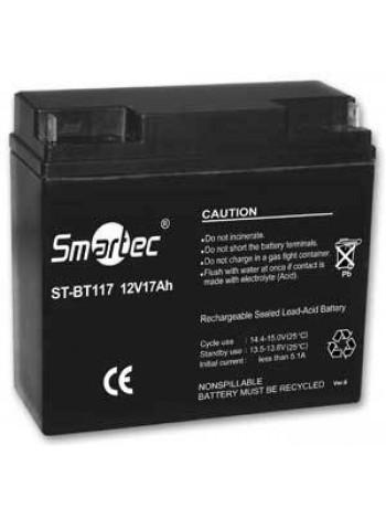 Аккумулятор свинцово-кислотный Smartec ST-BT117