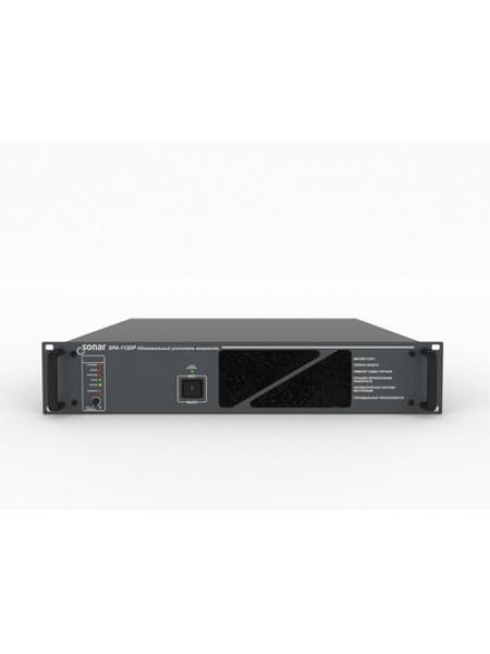 Усилитель мощности трансляционный одноканальный Sonar SPA-112DP