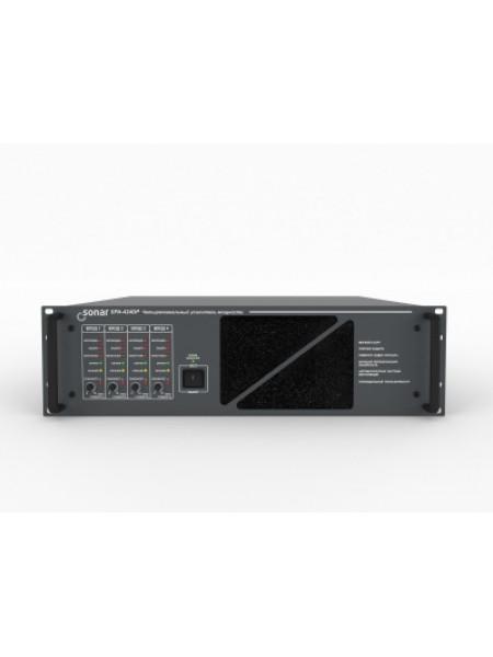 Усилитель мощности трансляционный Sonar SPA-424DP